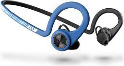 Słuchawki Plantronics BackBeat Fit Niebieskie (206001-05)