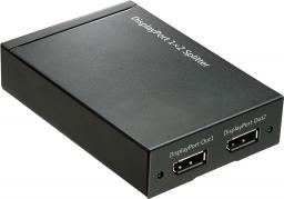 LINDY Splitter 4K2K, DisplayPort 2x1 (38402)