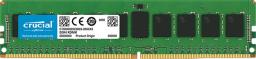 Pamięć serwerowa Crucial DDR4 RDIMM, 8GB, 2666MHz, CL19, ECC (CT8G4RFD8266)