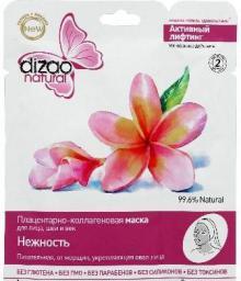 """Dizao Natural Maseczka Klasyczna 2-etapowa """"Delikatność"""" do twarzy 36g"""