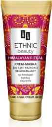 AA Cosmetics Etnic Beauty Krem-maska do rąk Himalayan Ritual regenerujący 75ml