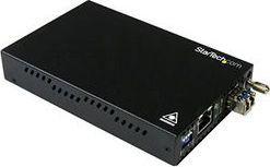 StarTech GBE FIBER MEDIA CONVERTER 20KM - ET91000SM20