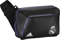 Adidas Real Madrid S94922 Torba - Organizer czarno-niebieska białe logo (75326)