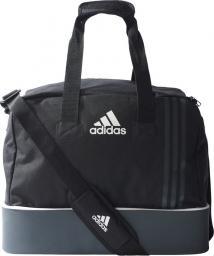 Adidas Torba sportowa Tiro S B46124 czarno-szara (75344)