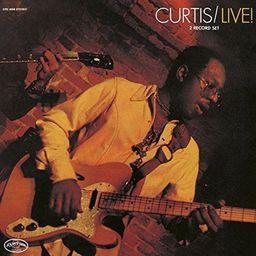 Jazz Mayfield, Curtis Curtis/Live!