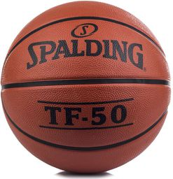 Spalding Piłka do koszykówki NBA TF50 brązowa r. 7 (08069)