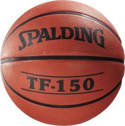 Spalding Piłka Koszowa NBA TF150 #7 Brązowa (08073)