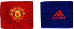 Adidas Opaska Tenisowa Na Nadgarstek Manchester United S95098 Czerwona I Granatowa (29238)