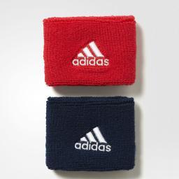 Adidas Opaska Tenisowa Na Nadgarstek AY9025 Czerwona I Granatowa (29199)
