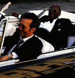 Pop King, B. B. / Clapton, Eric Riding With The King