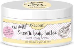 Nacomi Lekkie masło do ciała Miodowe gofry 100g