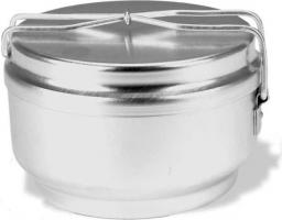 Menażka Aluminiowa 3-częściowa (garnek+rondel+pokrywka) (0611)