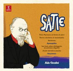 Aldo Ciccolini - Satie (LP)
