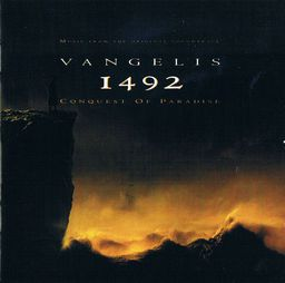 Ost / Vangelis 1492 Conquest Of Paradise
