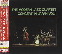 Jazz Modern Jazz Quartet, The Concert In Japan Vol.1