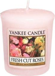 Yankee Candle Classic Votive Samplers świeca zapachowa Fresh Cut Roses 49g