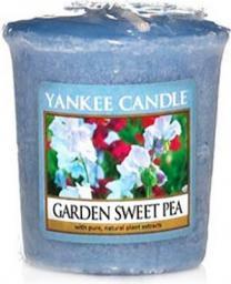Yankee Candle Classic Votive Samplers świeca zapachowa Garden Sweet Pea 49g