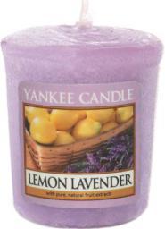 Yankee Candle Classic Votive Samplers świeca zapachowa Lemon Lavender 49g
