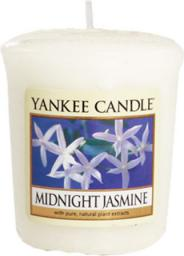 Yankee Candle Classic Votive Samplers świeca zapachowa Midnight Jasmine 49g