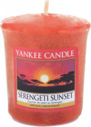 Yankee Candle Classic Votive Samplers świeca zapachowa Serengeti Sunset 49g