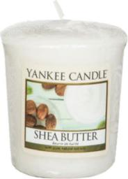 Yankee Candle Classic Votive Samplers świeca zapachowa Shea Butter 49g