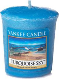 Yankee Candle Classic Votive Samplers świeca zapachowa Turquoise Sky 49g