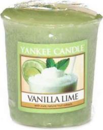 Yankee Candle Classic Votive Samplers świeca zapachowa Vanilla Lime 49g
