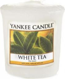 Yankee Candle Classic Votive Samplers świeca zapachowa White Tea 49g