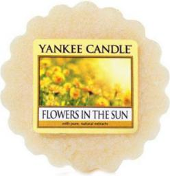Yankee Candle Classic Wax Melt wosk zapachowy Flowers In The Sun 22g