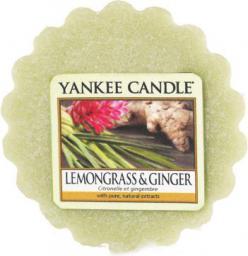 Yankee Candle Classic Wax Melt wosk zapachowy Lemongrass & Ginger 22g