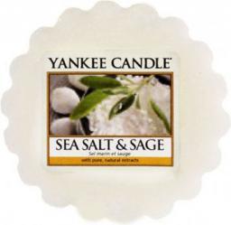 Yankee Candle Classic Wax Melt wosk zapachowy Sea Salt & Sage 22g