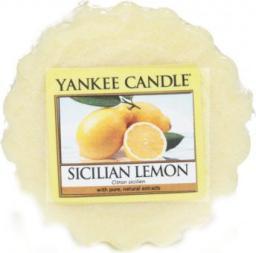 Yankee Candle Classic Wax Melt wosk zapachowy Sicilian Lemon 22g