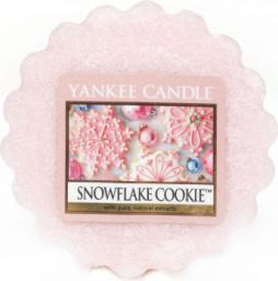 Yankee Candle Classic Wax Melt wosk zapachowy Snowflake Cookie 22g