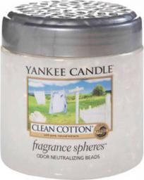 Yankee Candle Fragrance Spheres kulki zapachowe Clean Cotton 170g