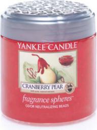 Yankee Candle Fragrance Spheres kulki zapachowe Cranberry Pear 170g