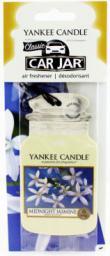Yankee Candle Single Car Jar Midnight Jasmine