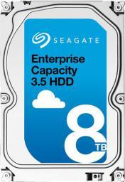 """Dysk serwerowy Seagate Enterprise Capacity 8TB 3.5"""" 7200 SATA III (ST8000NM0045)"""