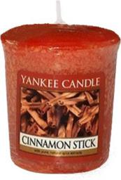 Yankee Candle Classic Votive Samplers świeca zapachowa Cinnamon Stick 49g