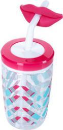 CONTIGO Funny Straw Cherry Blossom Lips 440ml (1000-0522)