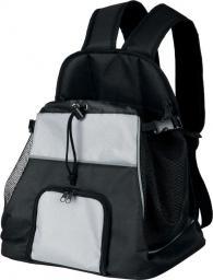 Trixie Plecak Tamino 32 × 37 × 24 cm czarno-szary