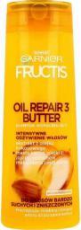 Garnier New Fructis Oil Repair 3 Butter szampon do włosów suchych i zniszczonych 400ml