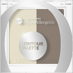 BELL Hypoallergenic Paletka do konturowania twarzy 10g