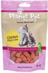 PLANET PET KOT 30g przys.CHICKEN FILLET