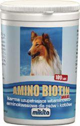 MIKITA  AMINO-BIOTIN MAXI 100szt