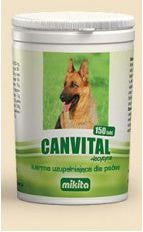 MIKITA  CANVITAL PLUS LECYTYNA  150szt