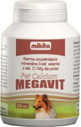 MIKITA  PET-CALCIUM   /MEGAVIT/   50szt