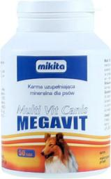 MIKITA  MULTI VIT CANIS /MEGAVIT/  50szt