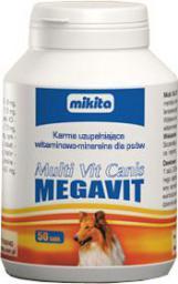 MIKITA  MULTI-VIT CANIS /MEGAVIT/150 tabletek