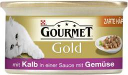 Nestle GOURMET GOLD 85g org.sos CIELĘ WARZYWA