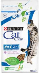 Nestle PURINA CAT CHOW 1.5kg Special Care 3W1